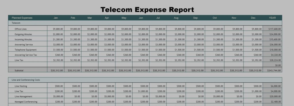 Best Practices in Telecom Expense Management